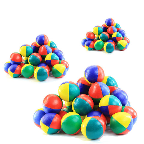 Circus/Juggling Balls/Juggling Ball Sets - Pro Juggling Ball - Bulk Pack 90 Balls