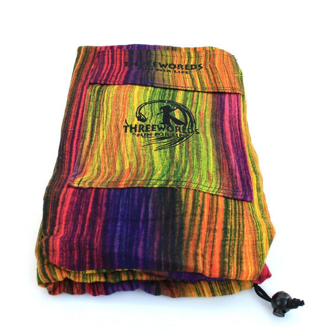 Fire/Bags And Covers - Collapsible Staff/  Hula Hoop Bag
