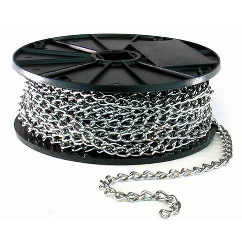 Fire/DIY Parts - 2mm Curb Chain Welded - Per Metre