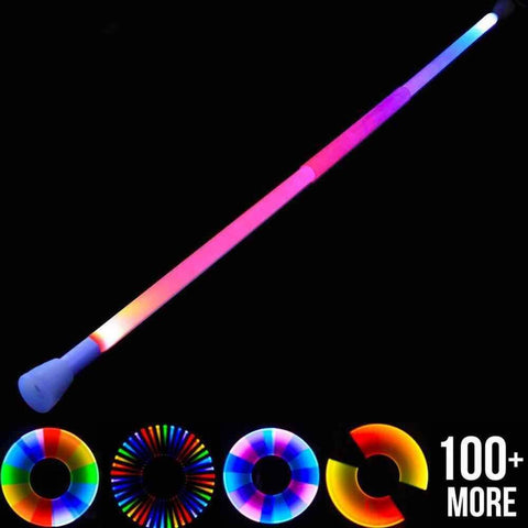 Glow/Glow Staff - Concentrate LED Light Painting Photography Stick - Pixel Stick Alternative