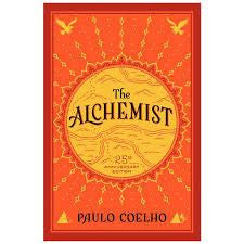 Hippy Stuff/Books And CD's - The Alchemist 25th Anniversary Book