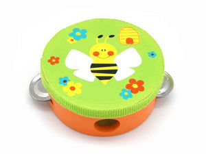 Kids Music - Animal Tambourine