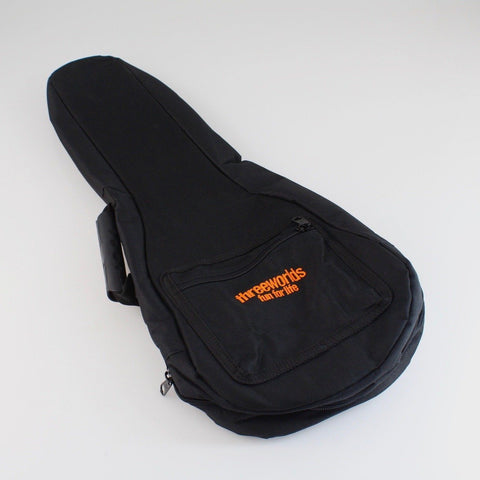 Ukulele/Bags And Cases - Threeworld Padded Uke Bag