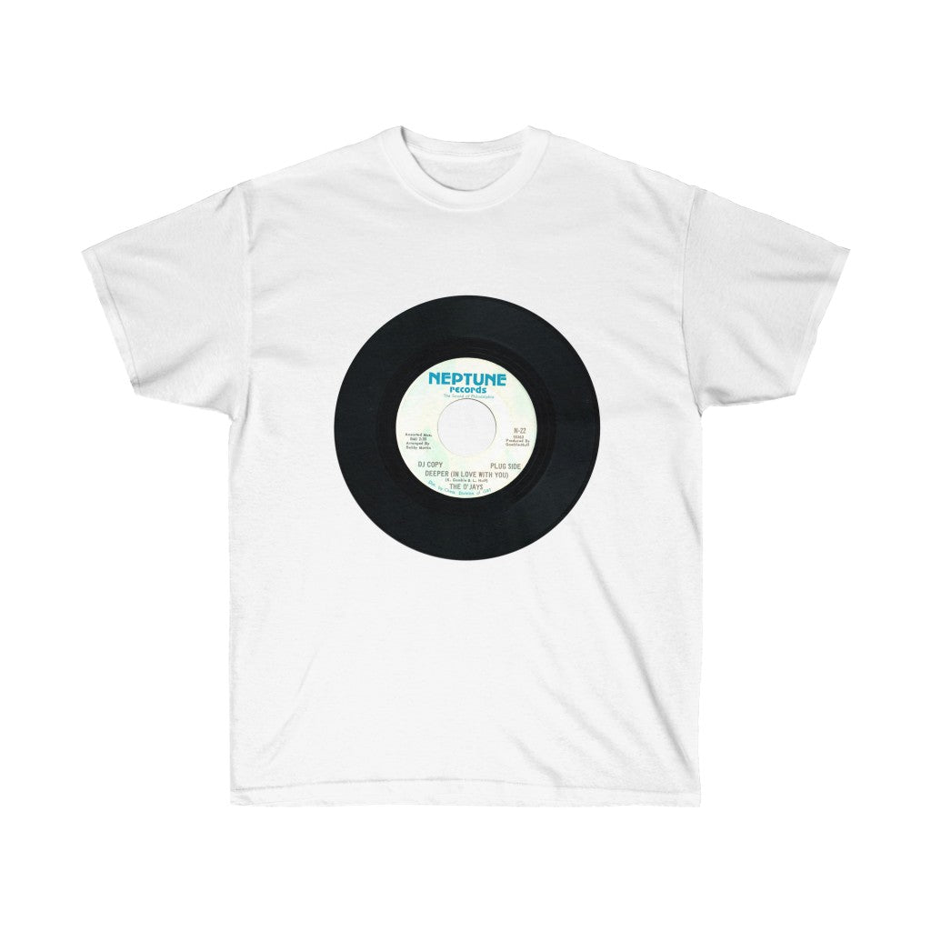 45 Series Neptune Records Cotton Tee