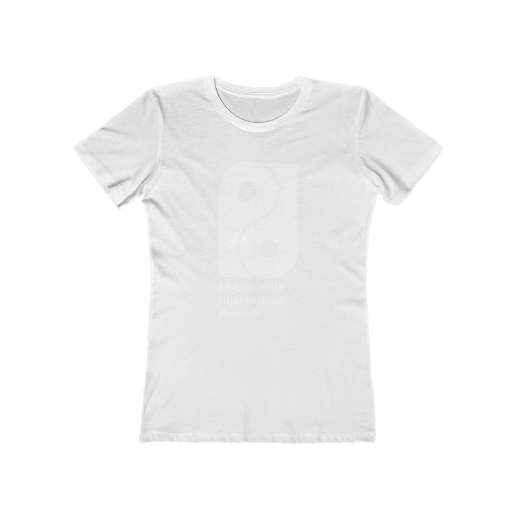 Women's PIR The Boyfriend Tee - White
