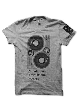 PIR Vintage T-Shirt Heather Grey
