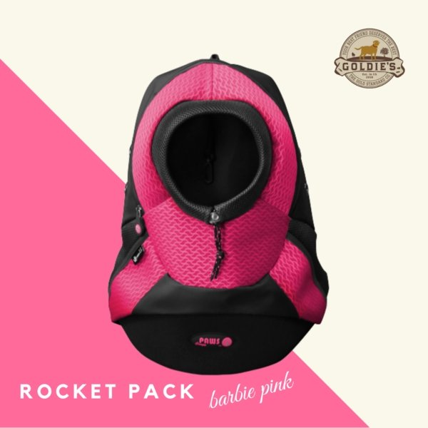 Rocket Pack - Barbie Pink - Goldie's the Gold Standard Co.