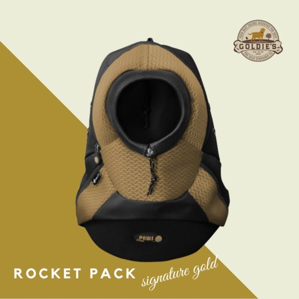 Rocket Pack - Signature Gold - Goldie's the Gold Standard Co.