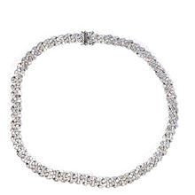 Load image into Gallery viewer, Mini Silver Cuban Link Necklace