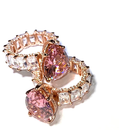Pink Wifey Ring