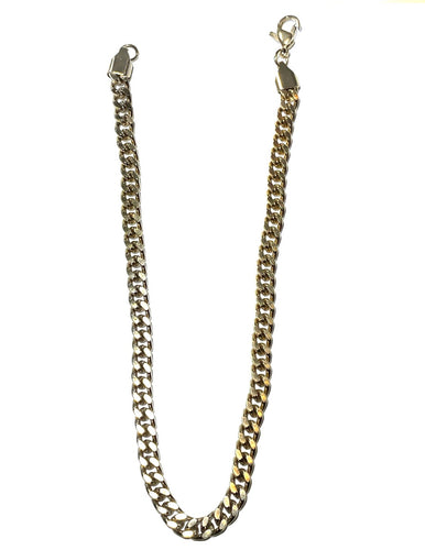 Classic Cuban Link Anklet