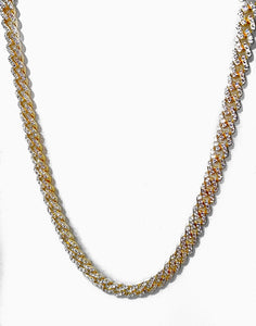 Mini Gold Cuban Link Necklace