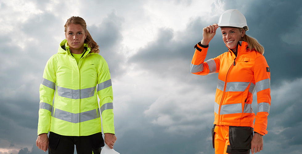 FINALLY! Stunning Performance Safety Clothing for Women!