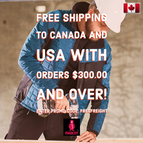Free Shipping to Canada and USA! Enter: Freefreight