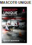 MASCOT WORKWEAR UNIQUE CATALOG