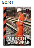 MASCOT WORKWEAR GO/RT/RAIL SAFETY CATALOG