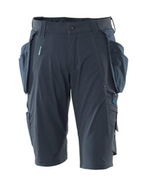 17149-311 MASCOT® ADVANCED - Shorts with holster pockets