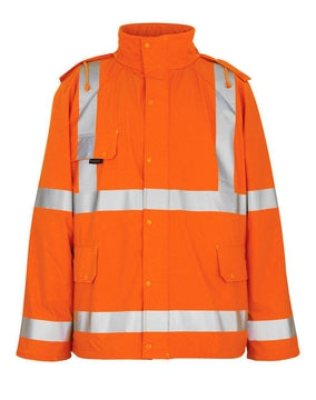 Mascot Hi-Vis Winter Jacket 18545-231 Safe Supreme Womens M Hi-Vis Yellow