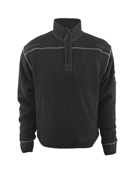 50354-835 MASCOT® FRONTLINE - Knitted Jumper with half zip