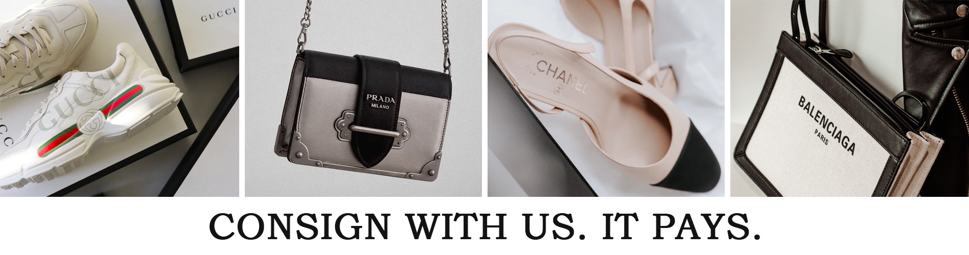 Consign with us. It pays.