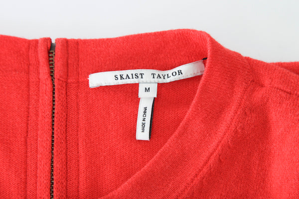SKAIST TAYLOR Sweater Wool Blend Sweater Size M