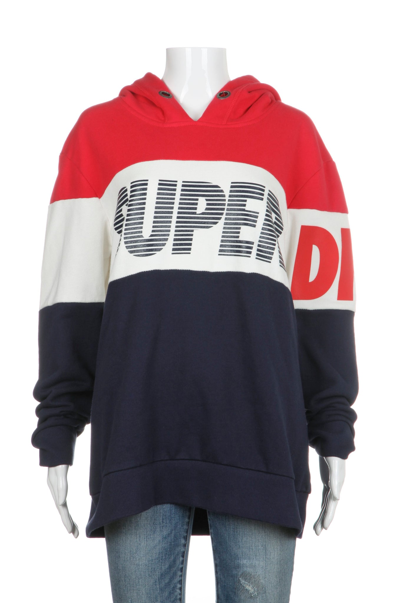 SUPERDRY Vintage Japan Athletics Sweatshirt Size S