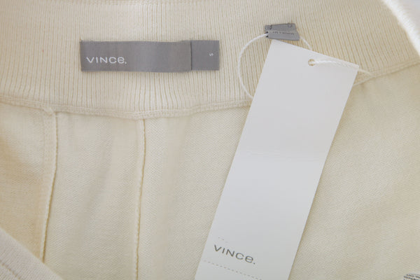 VINCE Cream Jogger Sweatpants Size S (New)