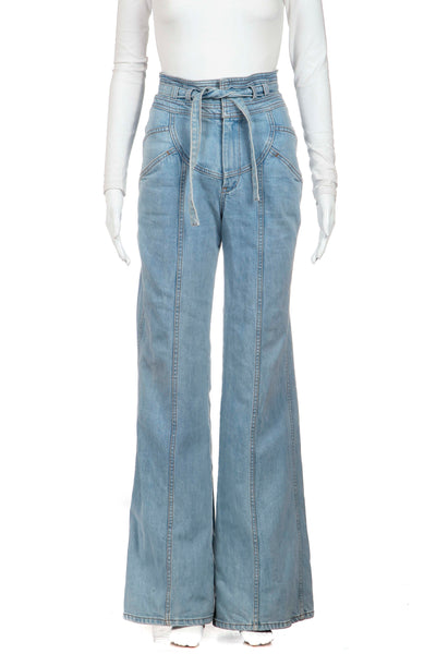 STONED IMMACULATE High Waisted Denim Jeans