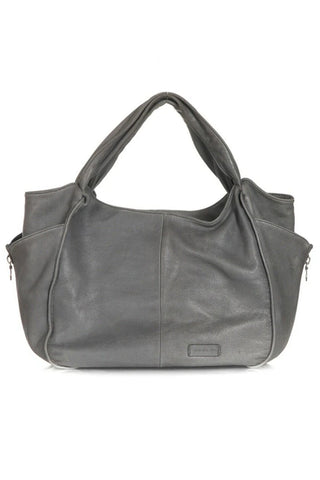 CHRISTOPHER KON Leather Slouchy Tote Bag