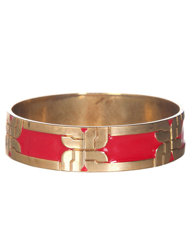 MILLY Links Enamel Bangle