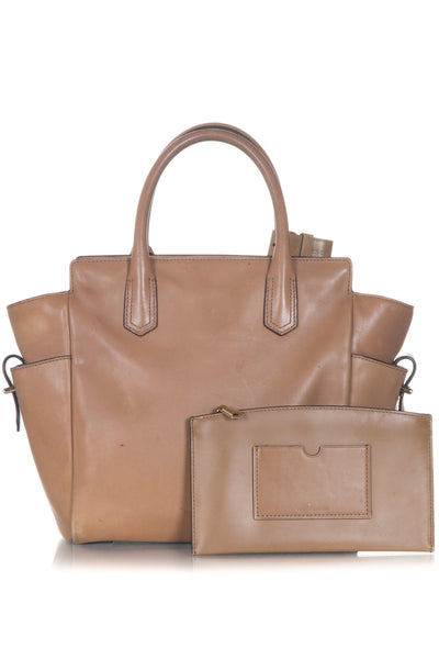 REED KRAKOFF Atlantique Mini Tote Bag with pouch