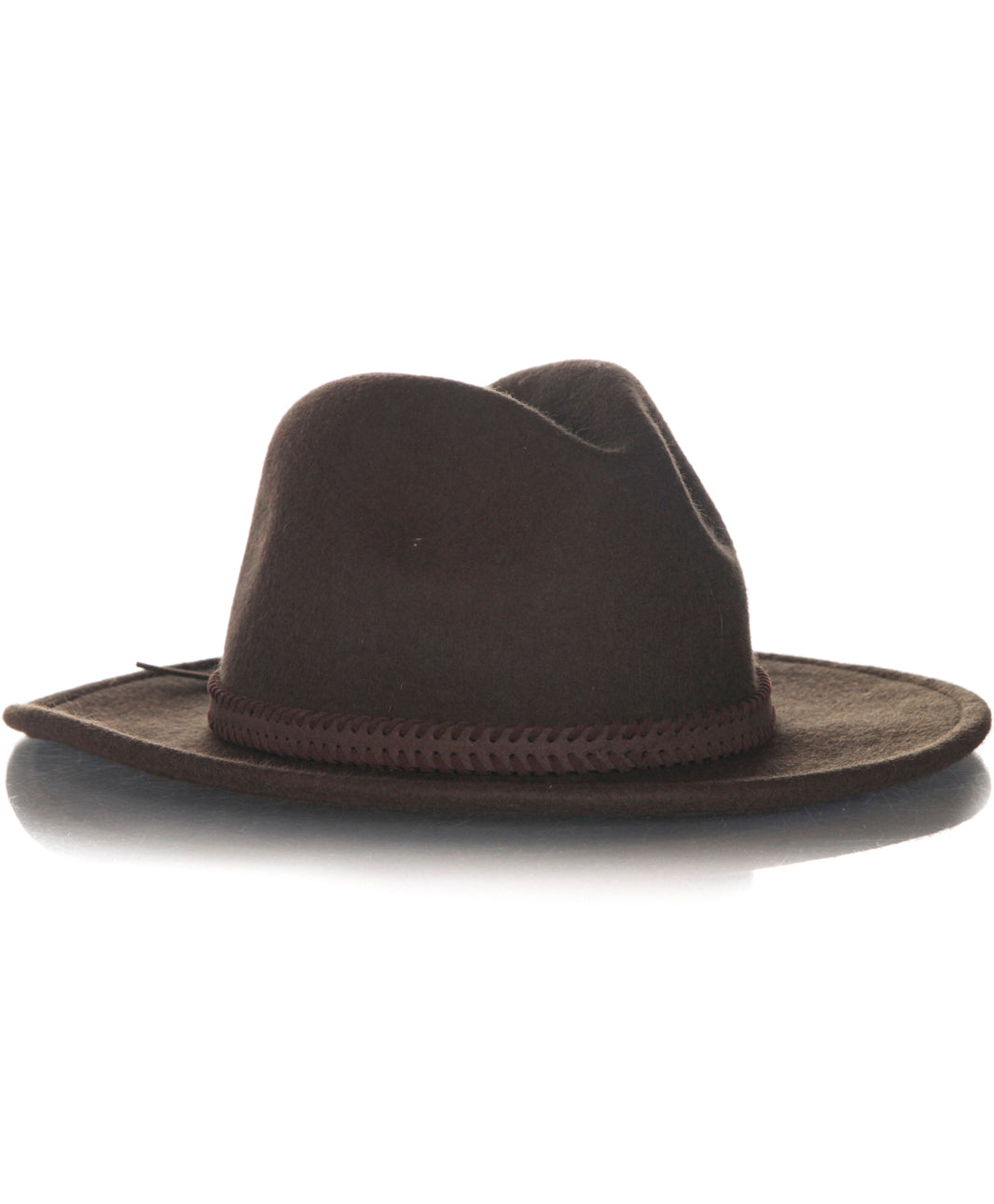 TREASURE & BOND Wool Panama hat