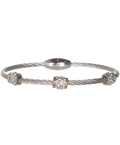 SWAROVSKI Ray of Light Cable Bracelet