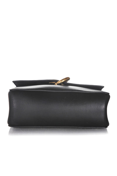 A.L.C. Leather Charlie Crossbody Bag - bottom view