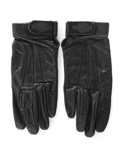 HARLEY DAVIDSON Leather Motorcycle Gloves - designer logo