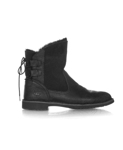 UGG Suede Naiyah Ankle Boots