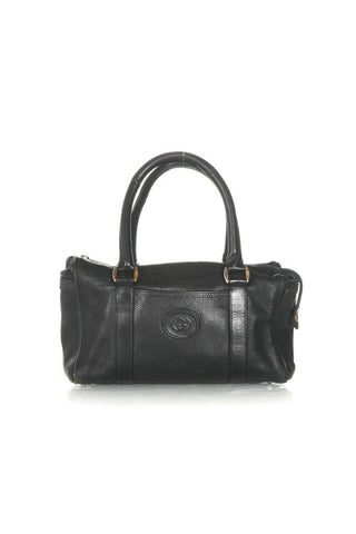 GUCCI Vintage Leather Speedy Handbag