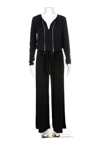 MICHAEL KORS Jumpsuit Navy Blue