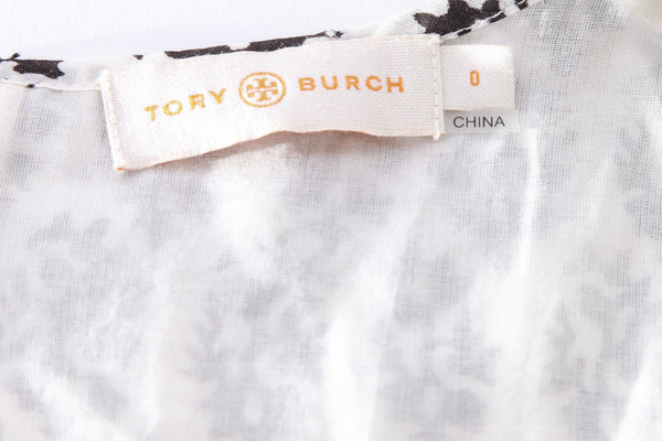 TORY BURCH Amita Dress Cotton Boho Maxi