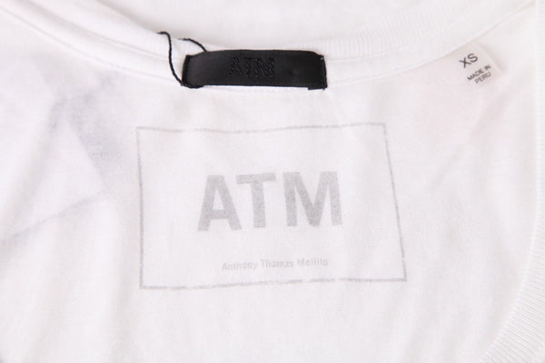 ATM Basic Tank Top Solid Size XS