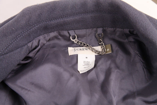 J.CREW Double Breasted Peacoat Size M