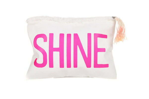 SUNDRY Sun Shine Pouch Make-Up Bag