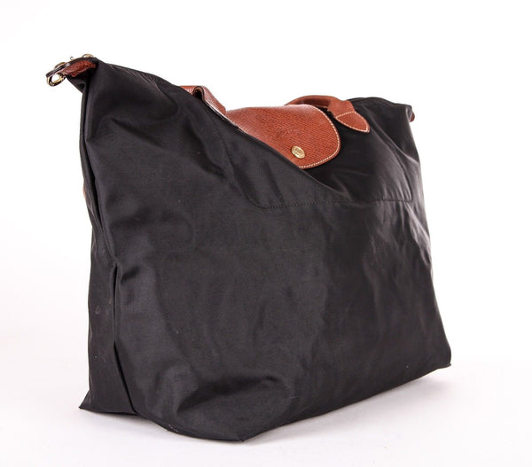 LONGCHAMP Tote Large Nylon Black