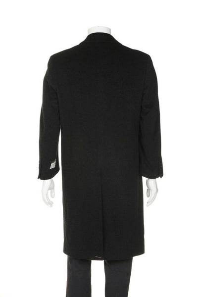 RAINFOREST Classic Double Breasted Trench Coat - back view