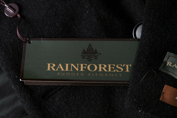 RAINFOREST Classic Double Breasted Trench Coat - designer tag