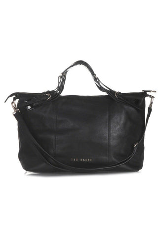 TED BAKER Large Leather Tote Bag
