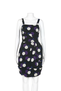 MARC BY MARC JACOBS Polka Dot Silk Dress
