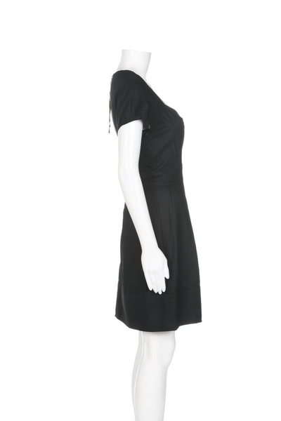 MARC BY MARC JACOBS Wool A-Line Dress - side view