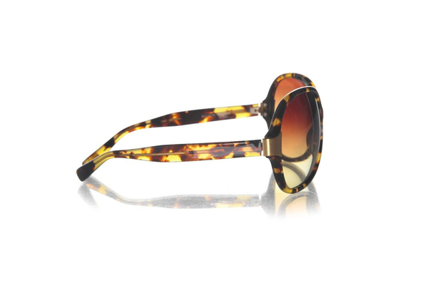 OLIVER PEOPLES Leyla Oversized Sunglasses - side view