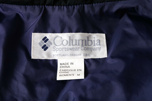 COLUMBIA Outdoor Parka - designer tag